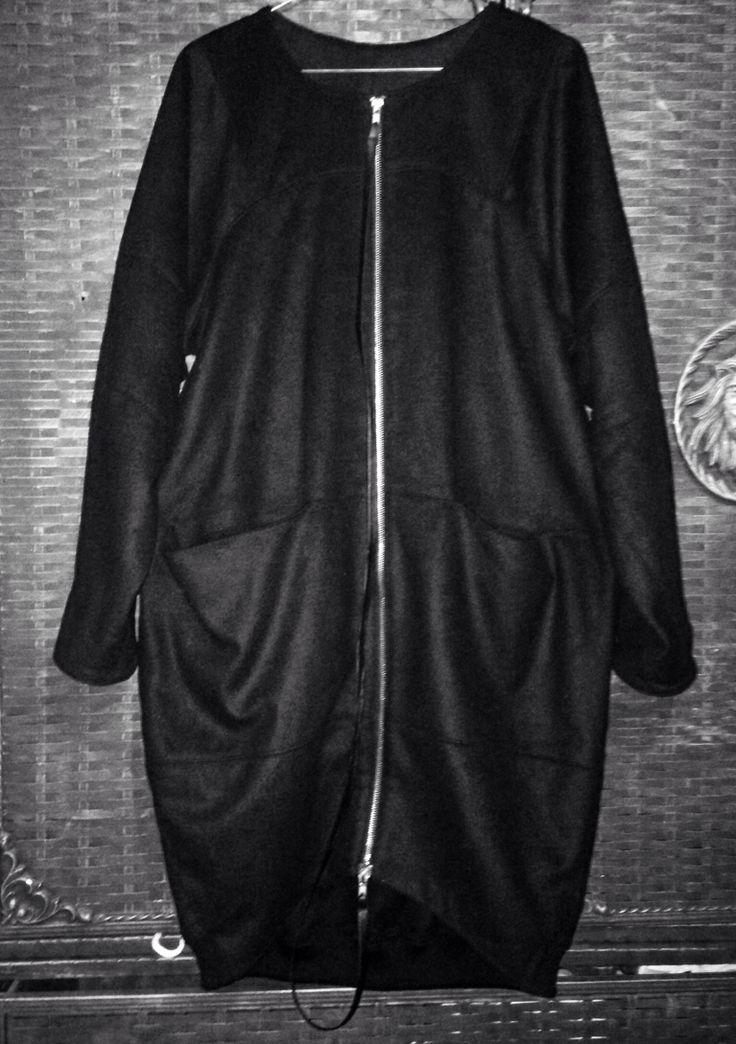 Wool jacket # zipthru # assignment # November 2013