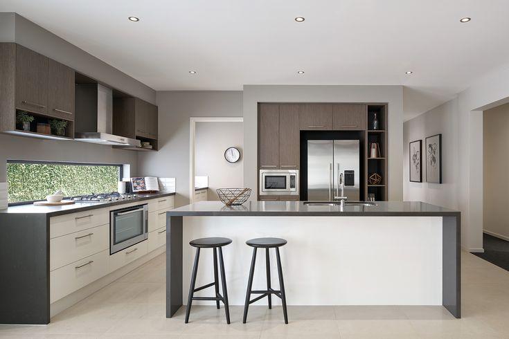 Elmhurst 293 kitchen on display at the Woodlea Estate, Rockbank.