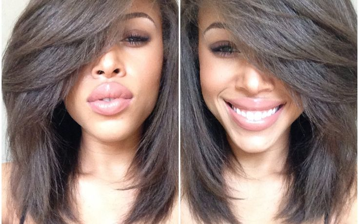 Straighten Natural Curly Hair In Depth C A B