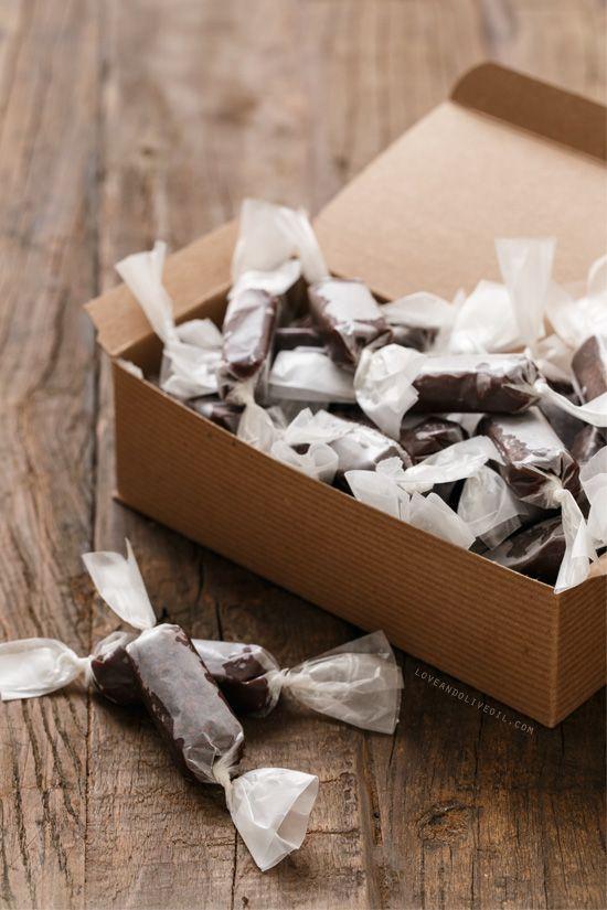 ... Chocolate Cocoa Nib Caramels | Recipe | Cocoa Nibs, Caramel and Cocoa