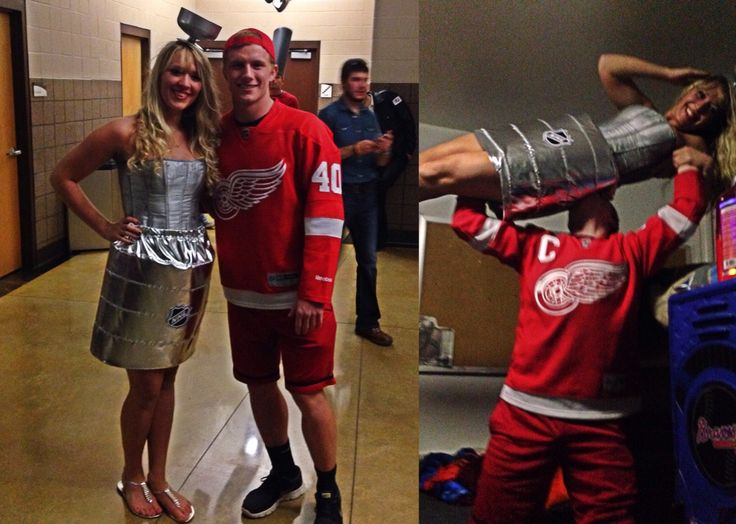 detroit red wings halloween costume stanleycup costume redwings - Detroit Halloween Parties