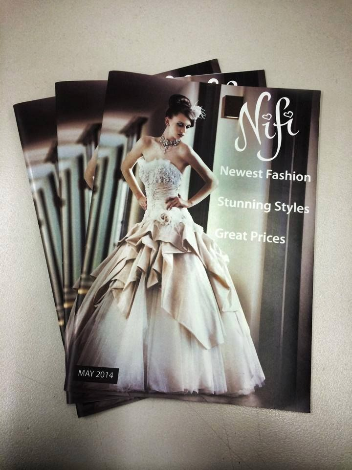 Nifi Bridal's fashion magazine!