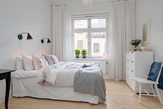 M s de 1000 ideas sobre dormitorios de un apartamento for Decoracion para minidepartamentos