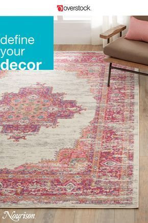 Anchor your next home decorating project in an amazing area rug. No matter which color palette or furniture trend you've chosen, this featured collection of Nourison rugs has a style that will bring it all together.