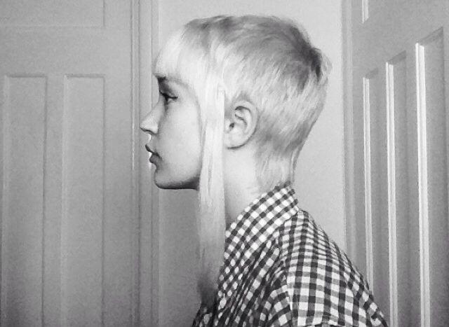 skingirlvictoria: She was my, skinhead girl