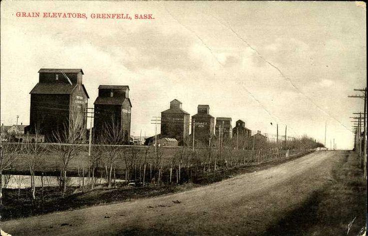 Grenfell, Sask - Vintage Saskatchewan - Photos - SaskPhotos.ca