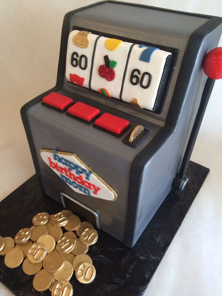 25 Best Ideas About Slot Machine Cake On Pinterest Slot