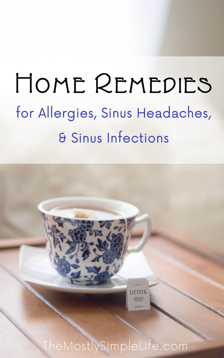 Sinus Seasonal 60 Vegetarian Capsules By Les Labs: Allergy & Sinus Infection Home Remedies