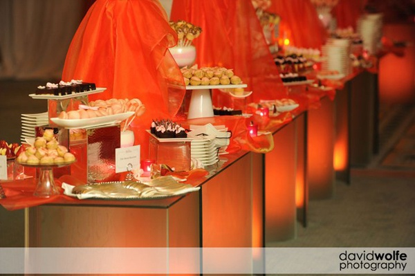 dessert buffet set up - Google Search