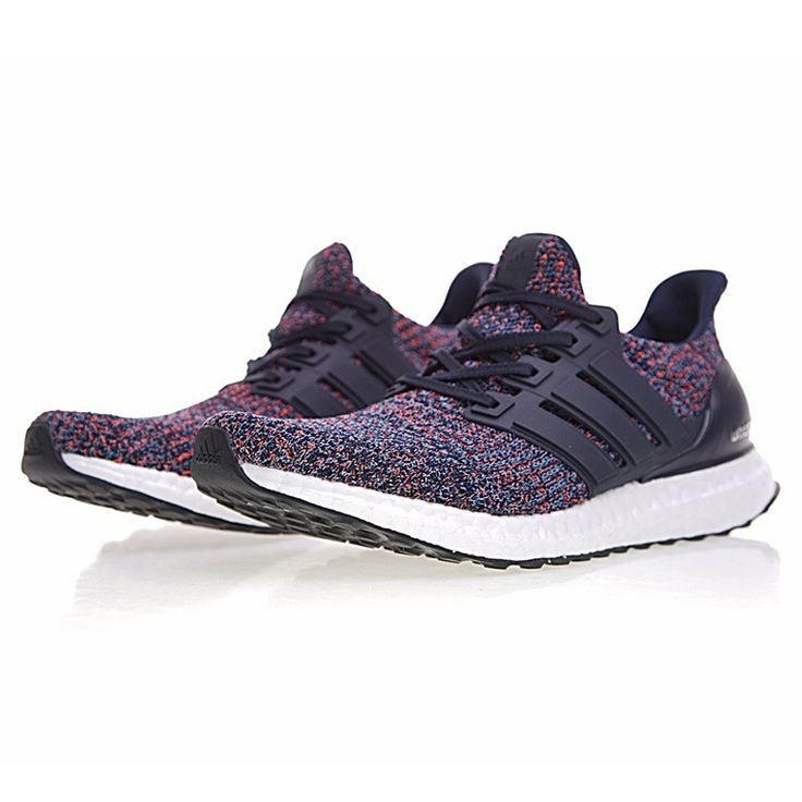 "Adidas Ultra Boost 4.0 ""Navy Multicolor"" <b>Men's Running Shoes</b> ..."