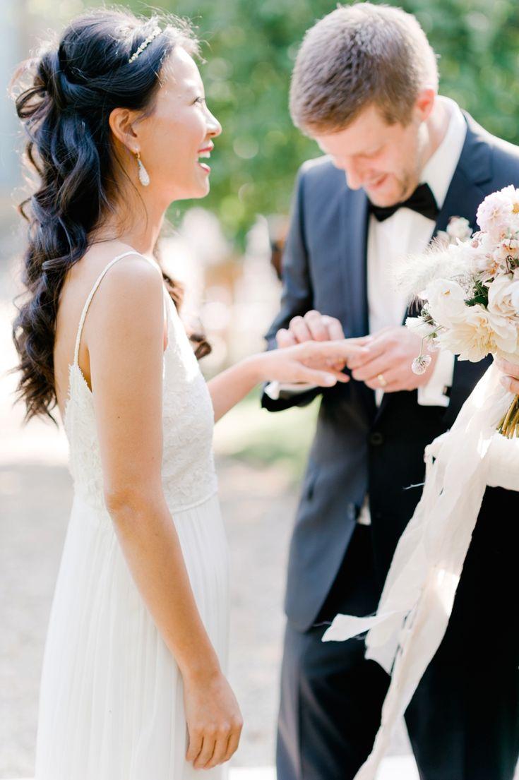 Hochzeit von Chau und Tim
