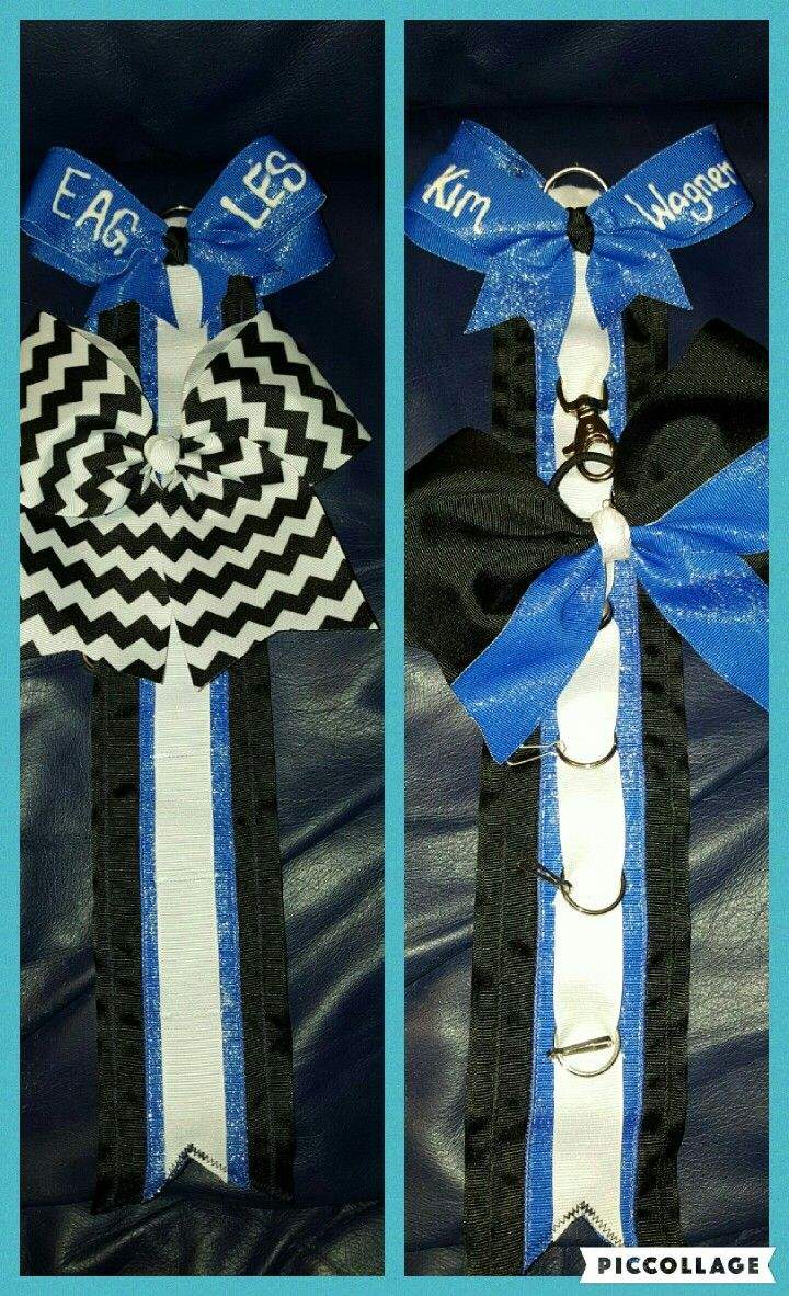 Cheer bow holder for cheer bows and hair bows cheer bow hanger - Cheer Bow Holder For Cheer Bag Backpack