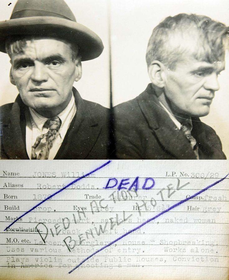 Bilderesultat for mugshots 1930s gangsters underworld