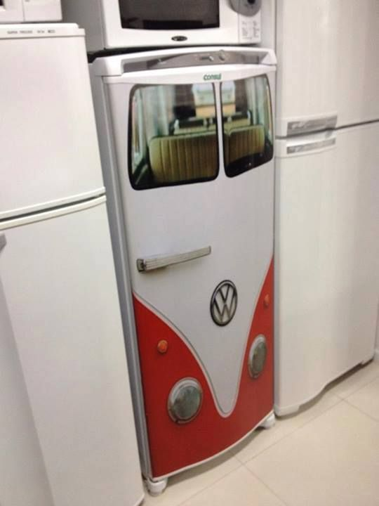 The ultimate fridge?