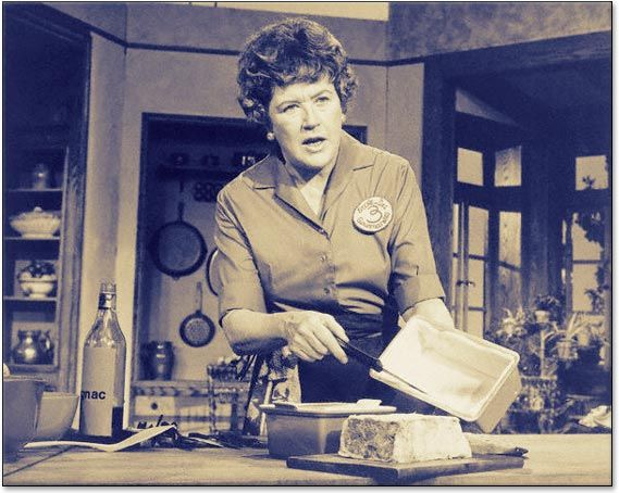 """Julia Child's """"The French Chef"""" cooking show premiered"""