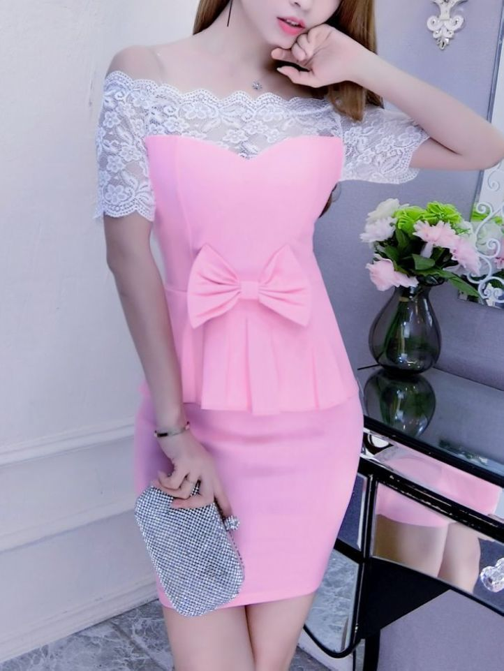 WL17021952_Short Sleeve Dress_DRESSES_Wholesale clothing, Wholesale Clothes Online From China