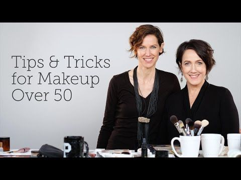 Makeup After 50 Tips & Tricks Video Tutorial (30 Minutes)
