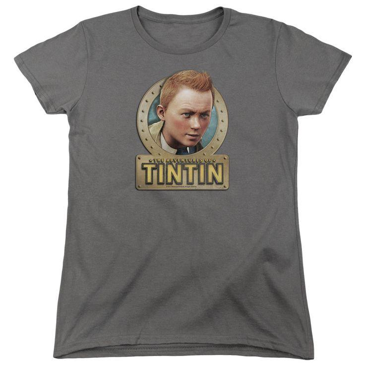Tintin - Metal Women's T-Shirt