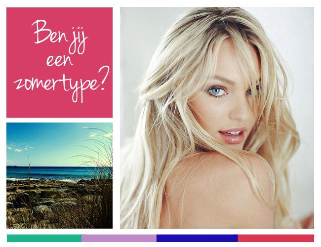Ben jij een zomertype? Bekijk onze adviespagina met tips over kleuren die passen bij verschillende huid- en haartinten... Zo kies jij de perfecte jurk bij jouw verschijning!