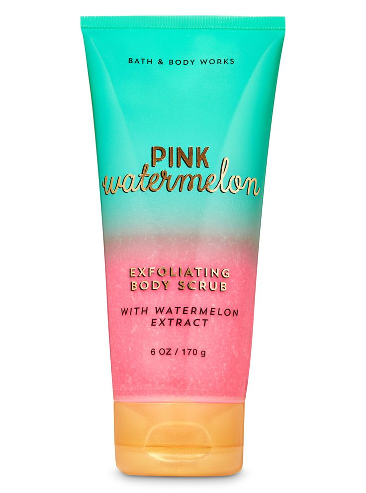 Bath & Body Works Pink Watermelon Exfoliating Body Scrub