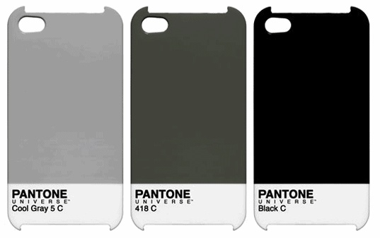 Im thinking Cool Gray 5 C is gonna be my new iPhone case.