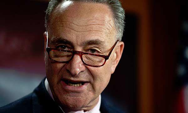 Chuck Shumer ~Senate Democrats want to dismantle the First Amendment | United Liberty | Free Market - Individual Liberty - Limited Government