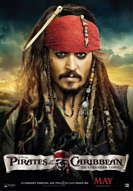 Pirate movies the first one was the best!