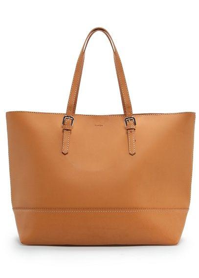 MANGO - Buckles shopper bag
