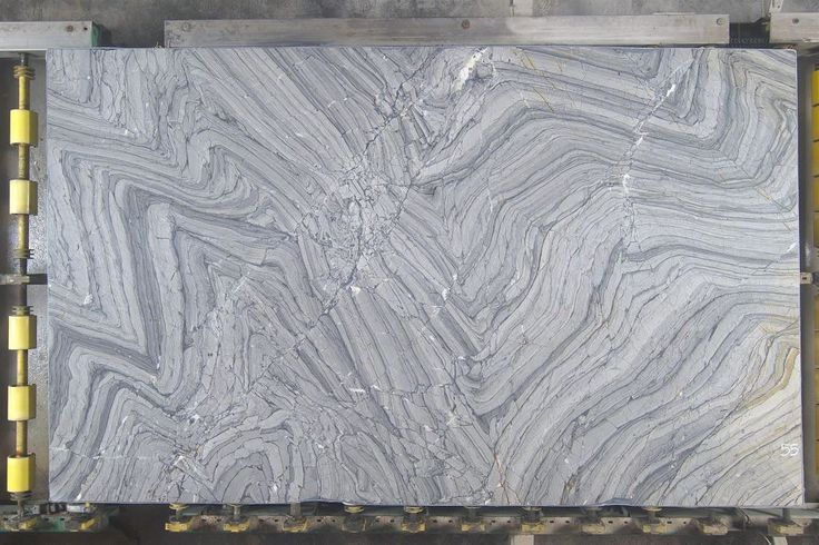 Silver Dunes Polished Marble
