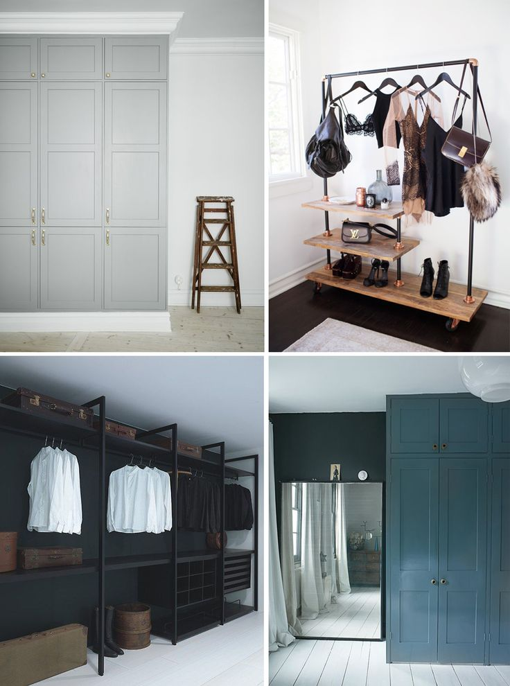 Wardrobe ideas interior