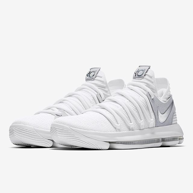 "The Nike KD 10 ""Still KD"" releases on June 1st. For a full official look at Kevin Durant's next signature shoe, tap the link in our bio. #L4L #F4F #fresh"