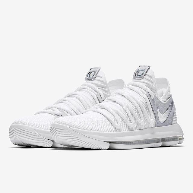 The Nike KD 10