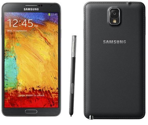 Téléphone portable sans abonnement SAMSUNG Galaxy Note 3 Noir prix promo Boulanger 599,00 € TTC