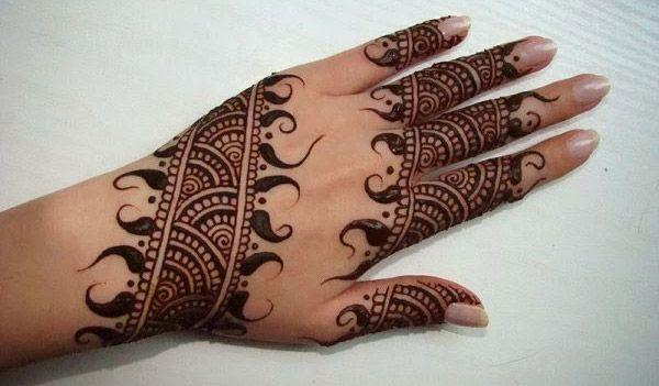 Outstanding Henna Mehndi Designs for Wedding