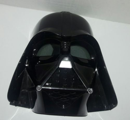 Disney Store 2014 Darth Vader Voice Changing Mask