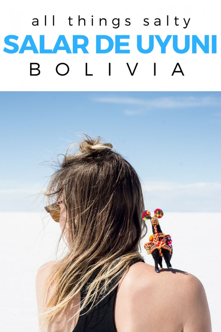 all things salty: Salar de Uyuni | Bolivia