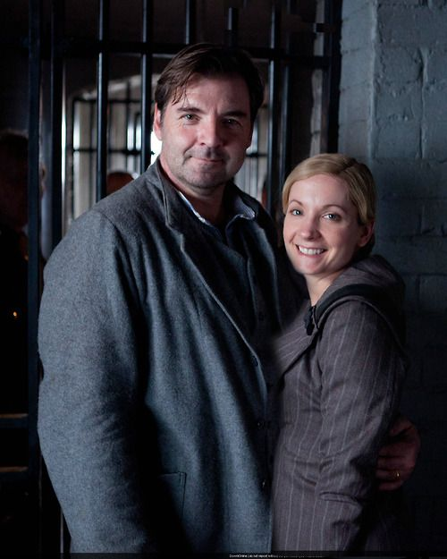 John Bates & Anna! Downton Abbey