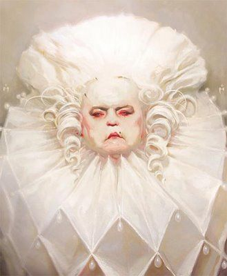 House of Talin: Michael Hussar.....an amazingly gifted artist with a wicked imagination!