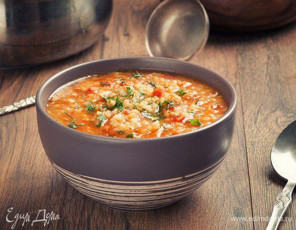 Семейный обед: 6 рецептов супов на каждый день