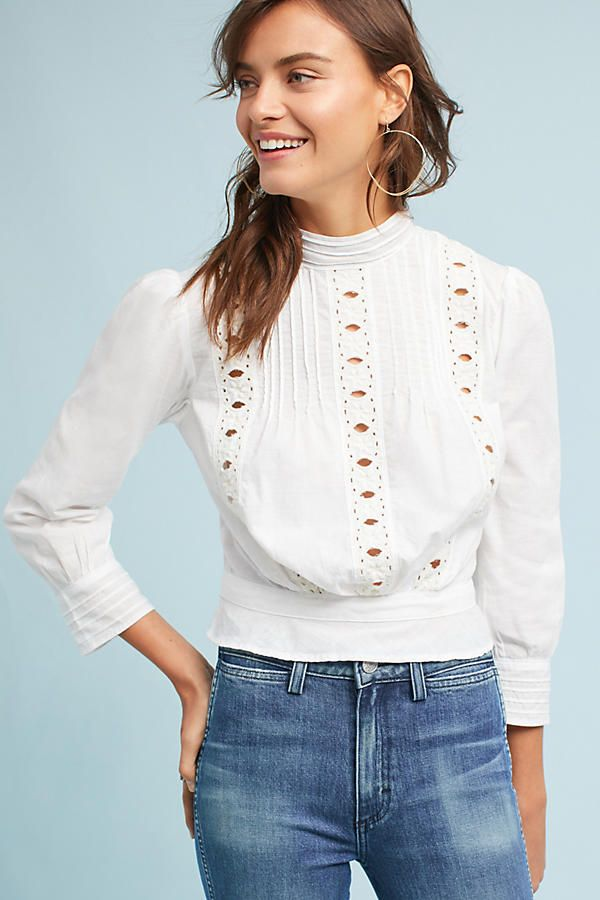 Slide View: 1: Citizens of Humanity Josie Blouse