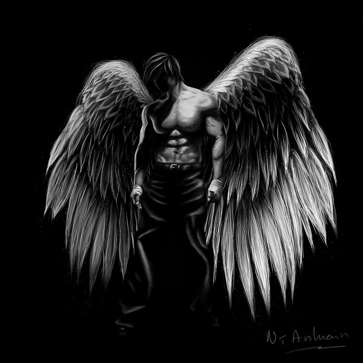 Warrior Angel, because the battles never end.