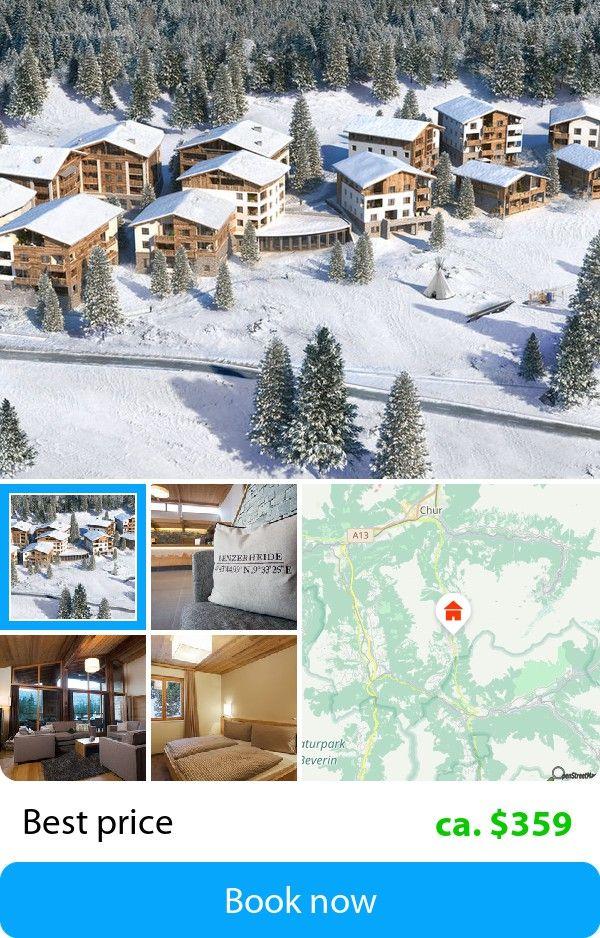 Priva Alpine Logde Lenzerheide (Lenzerheide, Switzerland) Book this hotel  at the cheapest price