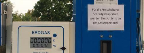 Erdgasfahrzeuge: Unfall mit Erdgasauto aufgeklärt
