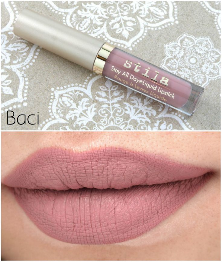 The Happy Sloths: Stila Eternal Love Liquid Lipstick Set for Holiday 2015: Review and Swatches