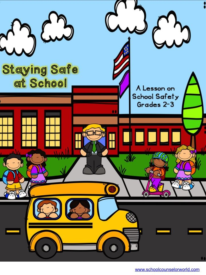 Guidance lesson on School Safety.Teach students how to make safe choices at school that affect them and their friends. NEVER create another guidance lesson again with our aligned K-6 guidance lessons! We've got more GUIDANCE LESSON Plans, all which are aligned for grades K-6! Each lesson plan has a Word doc for each grade level and a PDF that includes all interactive activities and printables. School Safety | Elementary Guidance Lessons