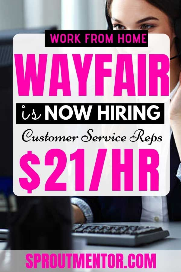 Wayfair Careers Work From Home Jobs Hiring Now Work From Home