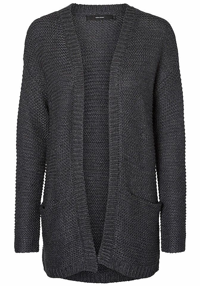 Vero Moda Cardigan »NO NAME« Jetzt bestellen unter: https://mode.ladendirekt.de/damen/bekleidung/strickjacken-und-maentel/strickjacken/?uid=eb6954d0-43ed-5e5e-9991-2e26257511d1&utm_source=pinterest&utm_medium=pin&utm_campaign=boards #strickjacken #bekleidung #maentel