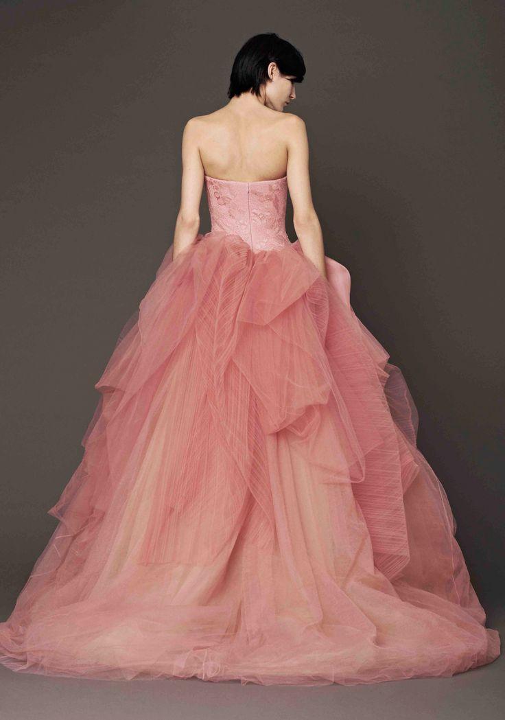 Mejores 80 imágenes de Vera Wang en Pinterest | Vera wang, Vestidos ...