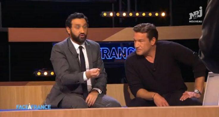 Découvrez le face à face entre Cyril Hanouna et Benjamin Castaldi