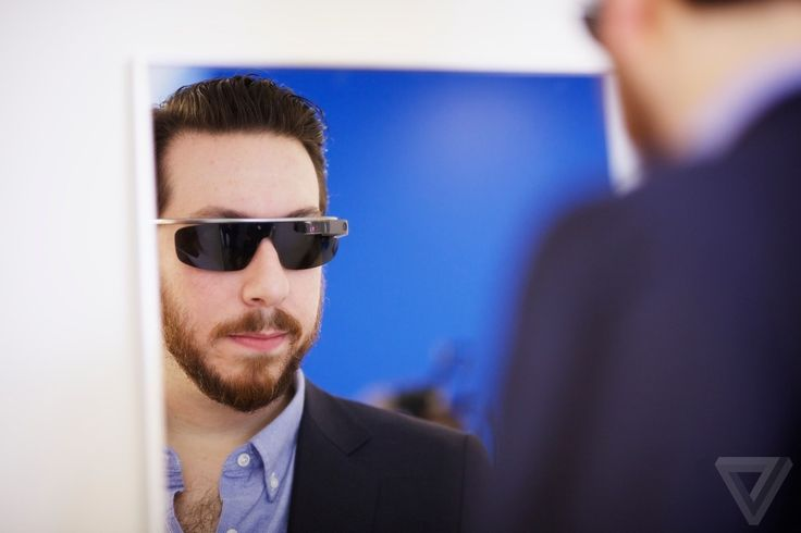 """""""I used Google Glass / Up close and personal with Google's visionary new computer"""" by Joshua Topolsky"""